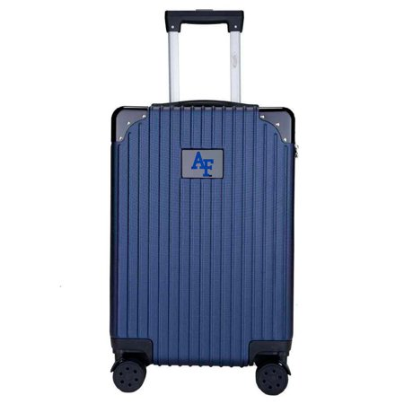 Air Force Falcons Premium 21'' Carry-On Hardcase Luggage - Navy - No