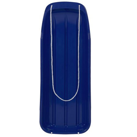 Best Choice Products Toboggan Sled - Blue, 48in