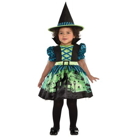 Hocus Pocus Witch Baby Infant Costume - Baby 6-12