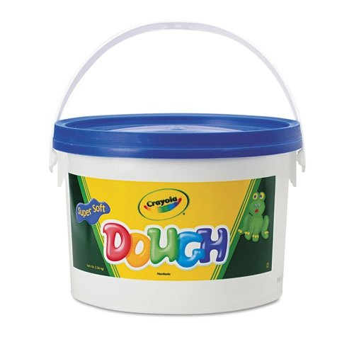 Crayola Modeling Dough Bucket, 3 Lbs, Blue