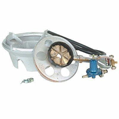 5a fast stove, copper nozzle