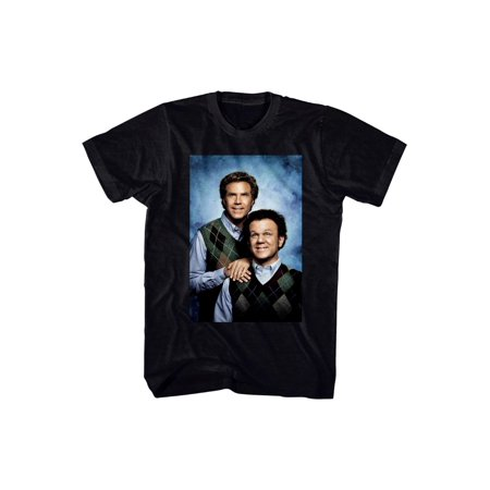 Step Brothers Poster Buddy Comedy Funny Movie Adult T-Shirt Tee