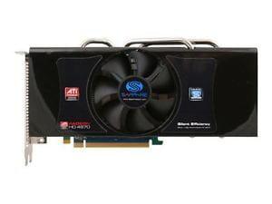 SAPPHIRE 100259L Sapphire Technology ATI Radeon HD 4870 100259L 512 MB GDDR5 SDRAM PCI by Sapphire Technology