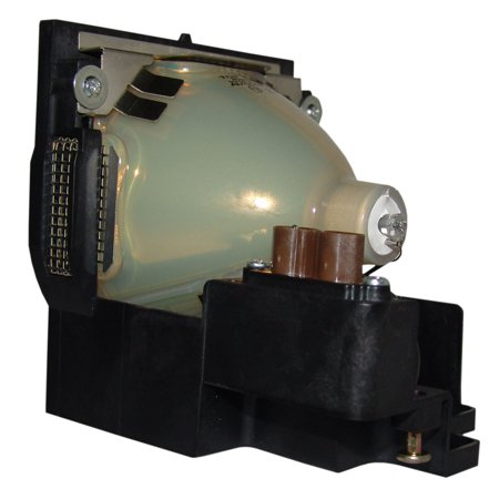 Original Philips Projector Lamp Replacement with Housing for Sanyo PLV-HD100 - image 3 de 5