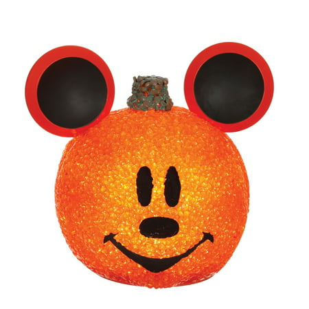 Mickey Mouse Sparkling Pumpkin