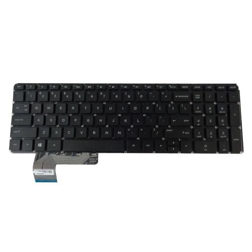 Backlit Keyboard for HP Envy M6-K Laptops - No Frame