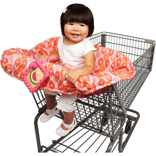 Boppy - Shopping Cart Cover, Girl's