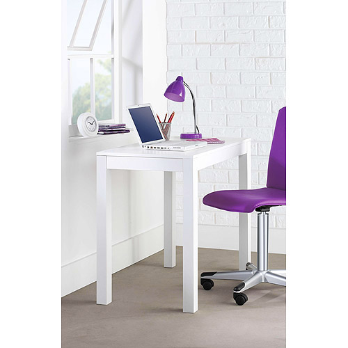 Parsons Desk Artic White