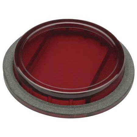 ZURN INDUSTRIES Replacement Lens,For 2VEH8, 2VEJ1, 2VEJ4 PERK6000-SCR