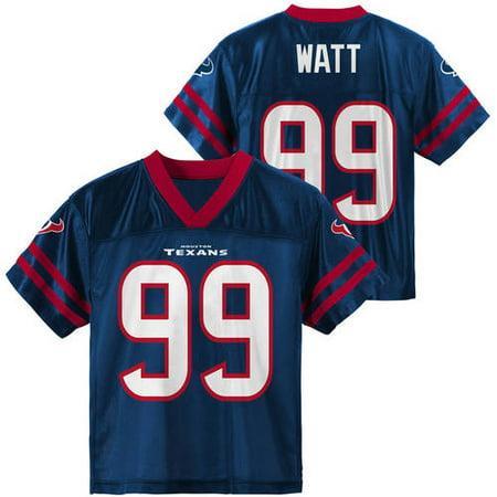 NFL Houston Texans Youth J.J Watt Jersey - Walmart.com a05bfa71f