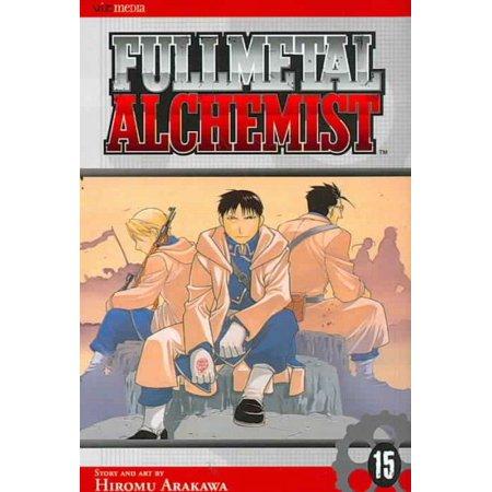 Fullmetal Alchemist 15