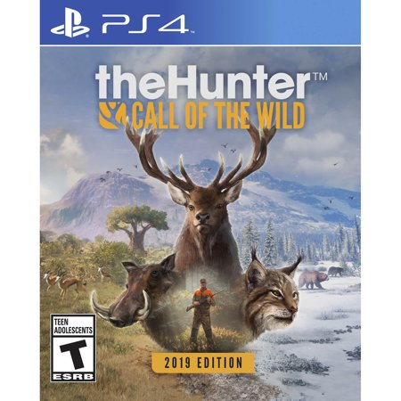 theHunter: 2019 Game of the Year Edition, THQ-Nordic, PlayStation 4,