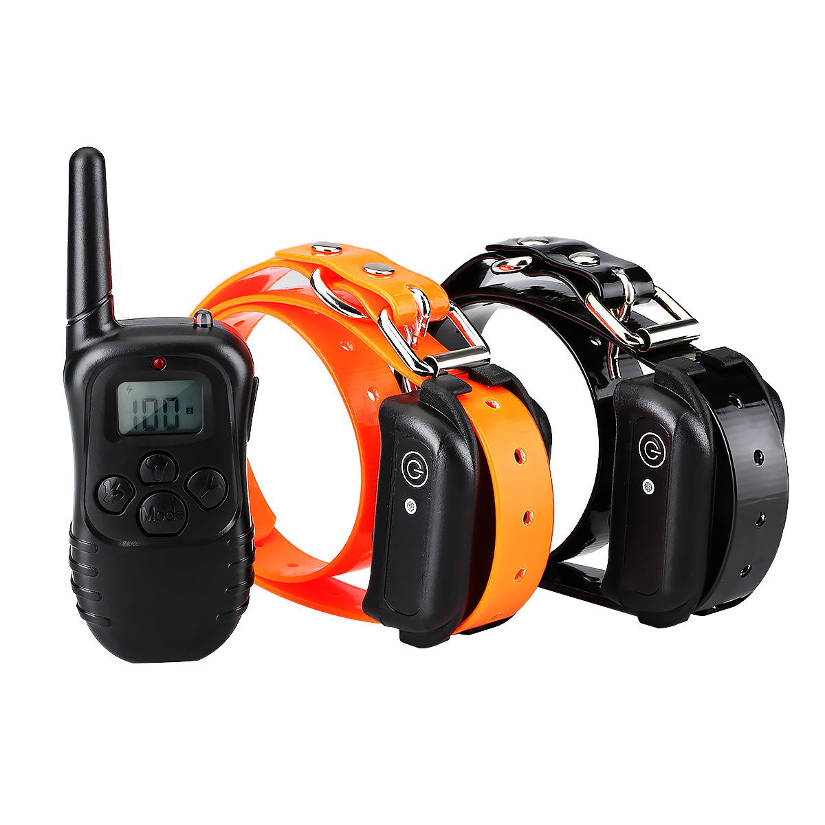 GE VicTsing Dog Training Collar, Remote 2 Dog Training Co...