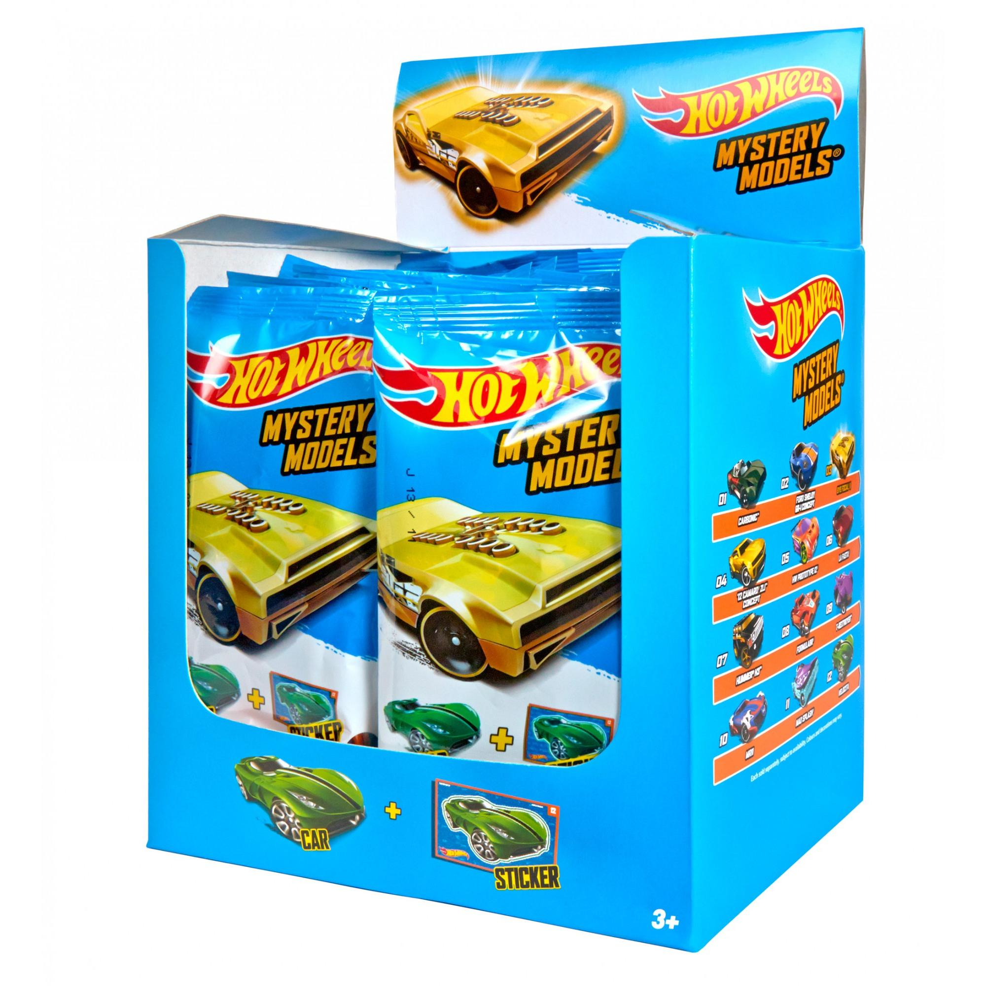 Hot Wheels Mystery Models Diecast Vehicle (Styles May Vary)