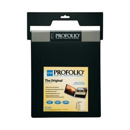 Itoya ProFolio Digital Printer Album, Landscape, 11