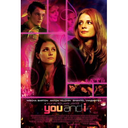 You And I Poster Movie  27X40