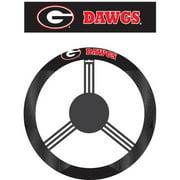NCAA Georgia Bulldogs Steering Wheel Cover