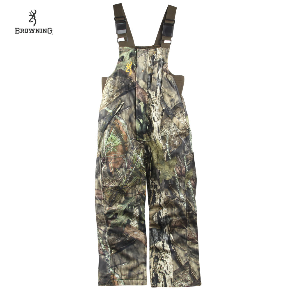 Browning JUNIOR Wasatch Insulated Bibs (L)- MOC by