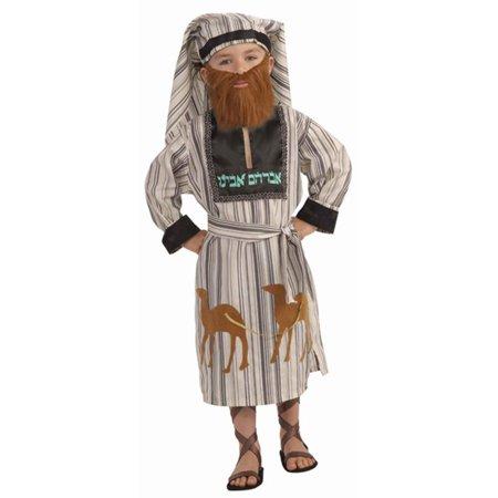Childs Abraham Purim Costume