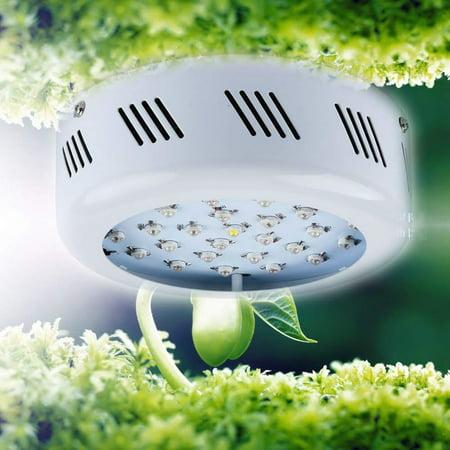 UFO Led Grow Light 150w Led Plant Grow Light , Indoor Patio Plant Grow Lamp  with Full Spectrum, Garden Plant Grow Light