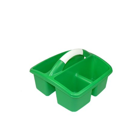Romanoff Deluxe Small Utility Caddy, Green, Stylish storage By Romanoff Products Inc Ship from (Deluxe Counting Caddy)