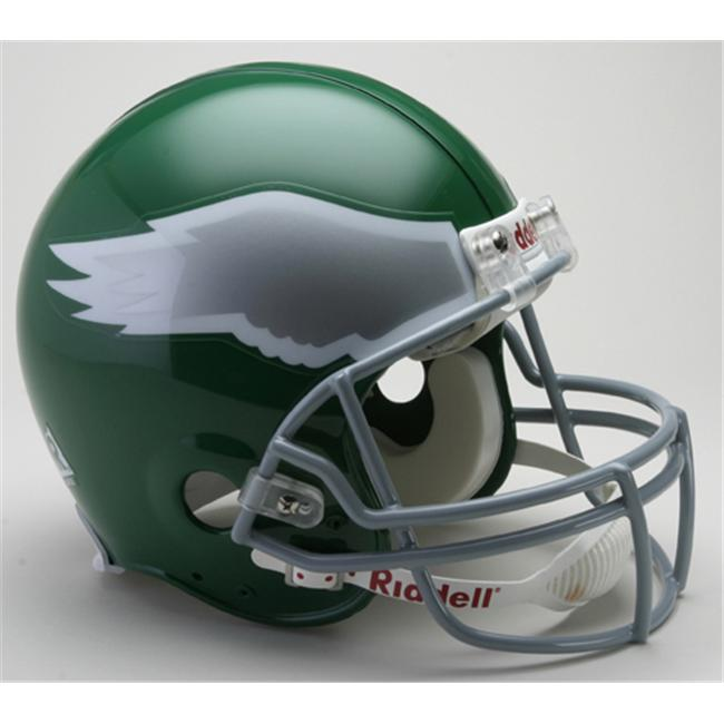 Victory Collectibles 30258 Rfa Tb Philadelphia 1974 - 95 Eagles Throwback Full Size Authentic Helmet