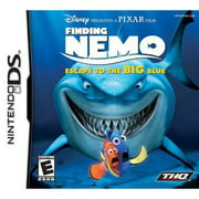 Finding Nemo: Escape to the Big Blue (DS)