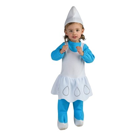 Child Smurfette Rubies 885532