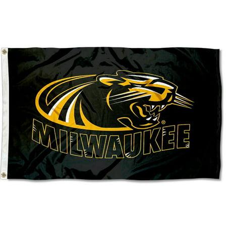University of Wisconsin Milwaukee Panthers (Milwaukee Flag)