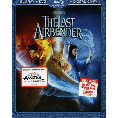 Last Airbender (Blu-ray + DVD + Digital Copy)