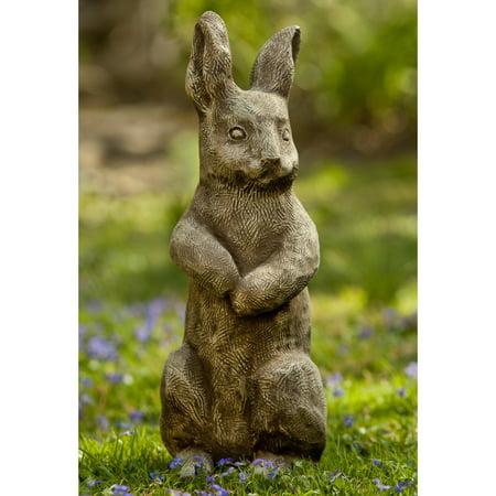Campania International Father Rabbit Cast Stone Garden -