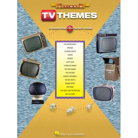 Ultimate TV Themes : 93 Songs from Your Favorite Shows](Halloween Tv Show Theme Songs)