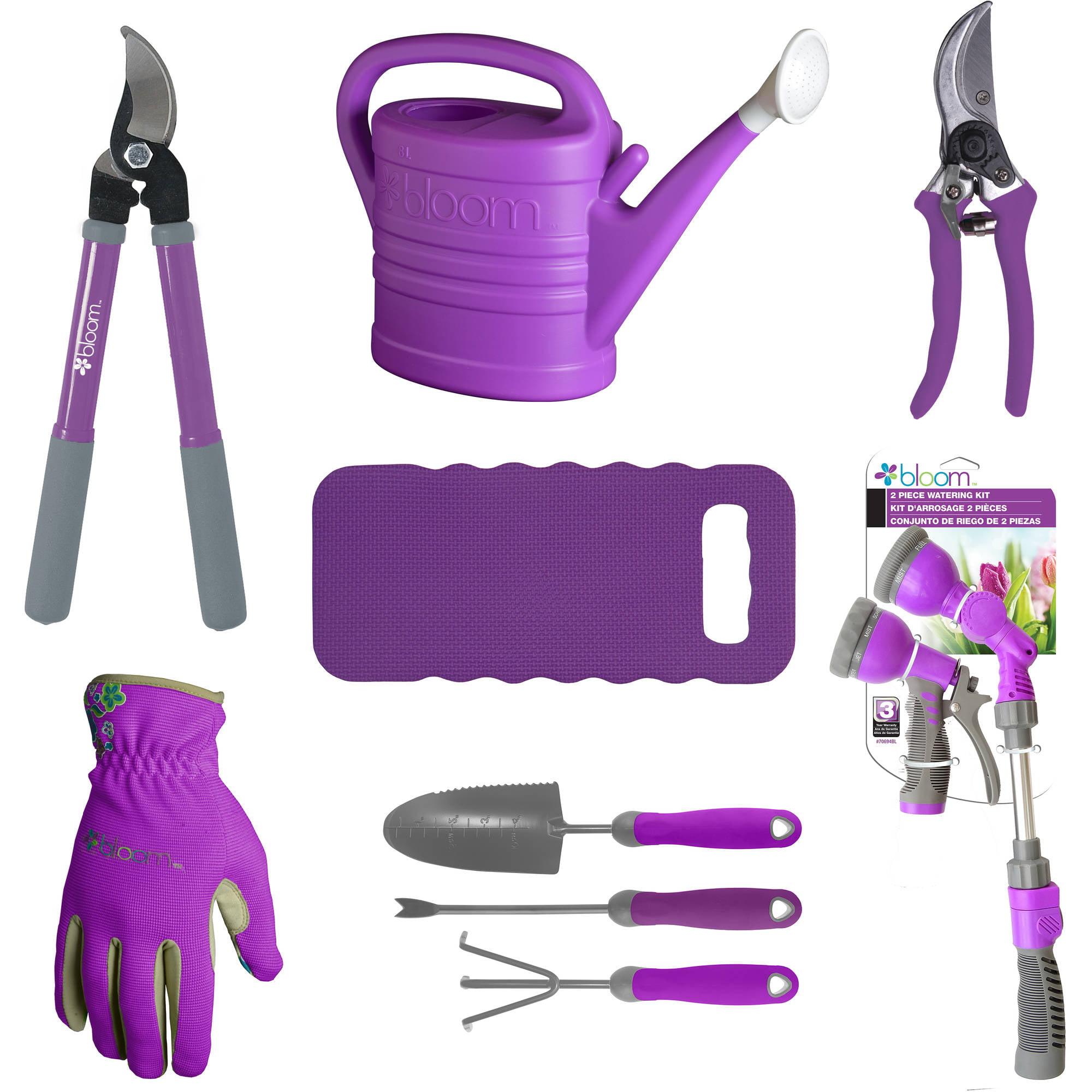 10-Piece Bloom Starter Kit, Purple