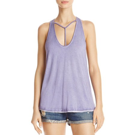 Free People Amelia T-Strap Tank Top