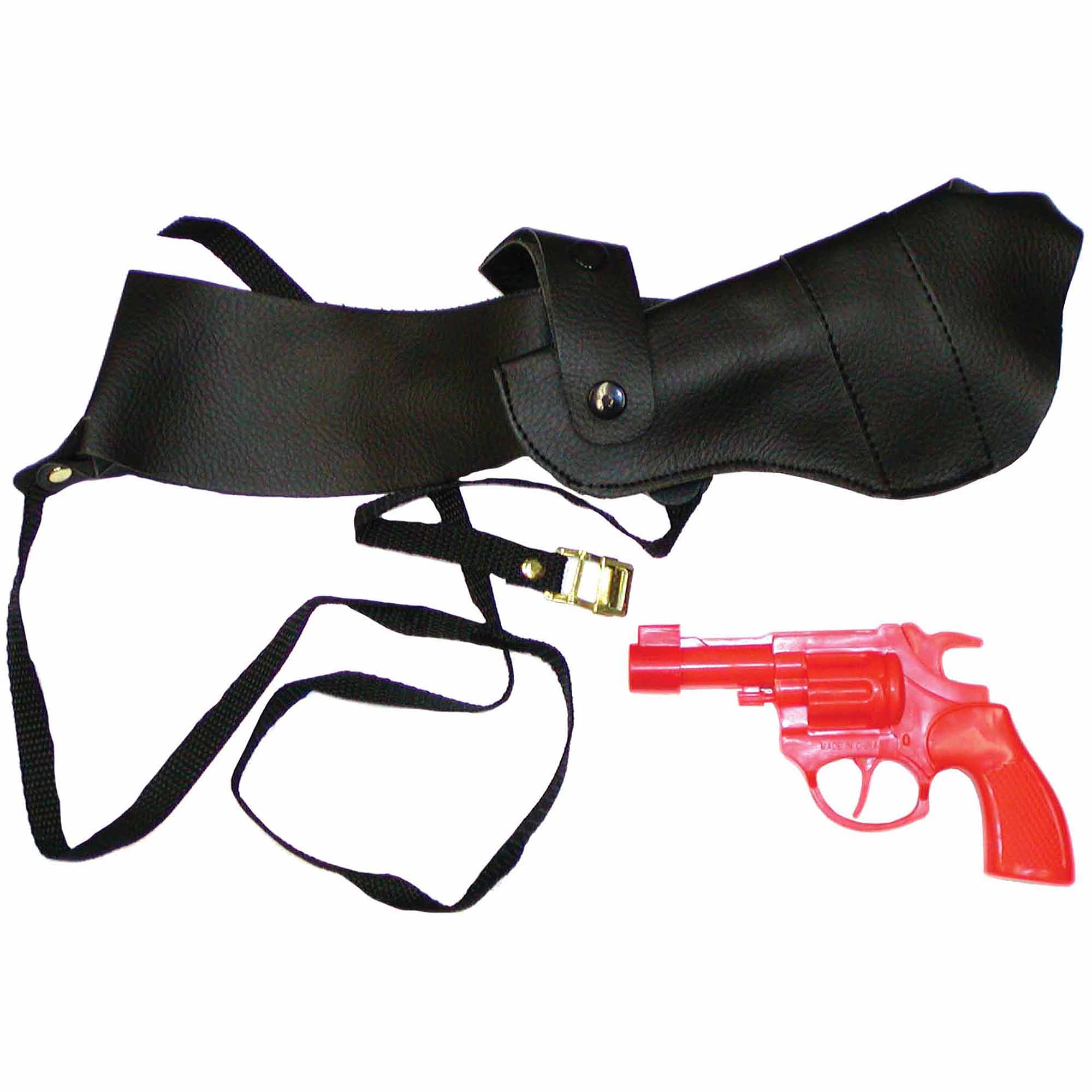 Shoulder Holster with Gun Adult Halloween Accessory