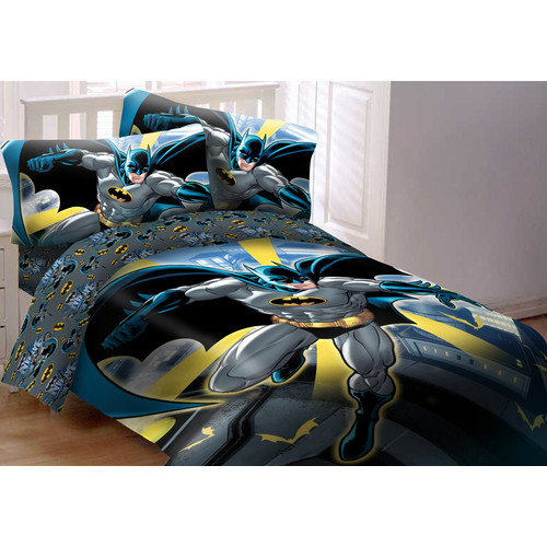 Crover Batman Comforter Set