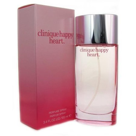 Clinique WHAPPYHEART3.4EDPSPR 3.4 oz Womens Happy Heart Eau De Parfum Spray