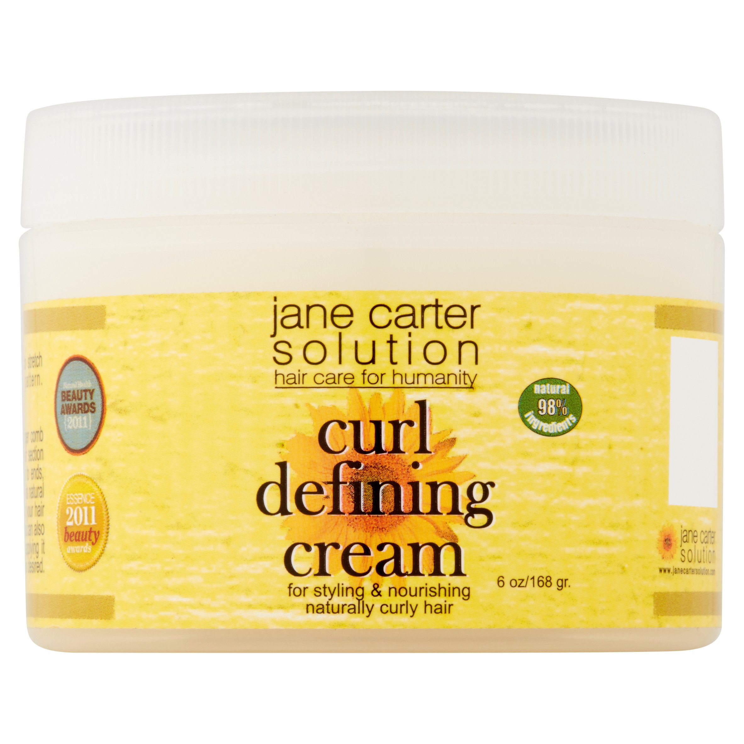Jane Carter Solution Curl Defining Cream, 6 oz