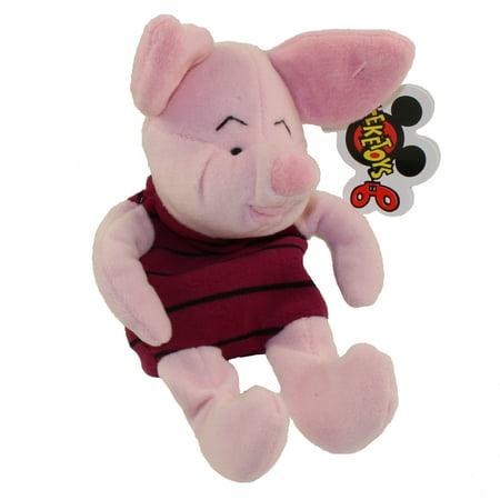 Fantastic Disney Bean Bag Plush Piglet Mouseketoys Winnie The Pooh 8 Inch Ncnpc Chair Design For Home Ncnpcorg