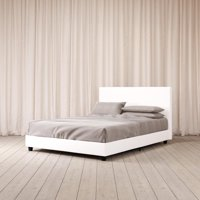 Mainstays Upholstered Bed, Multiple Options Available