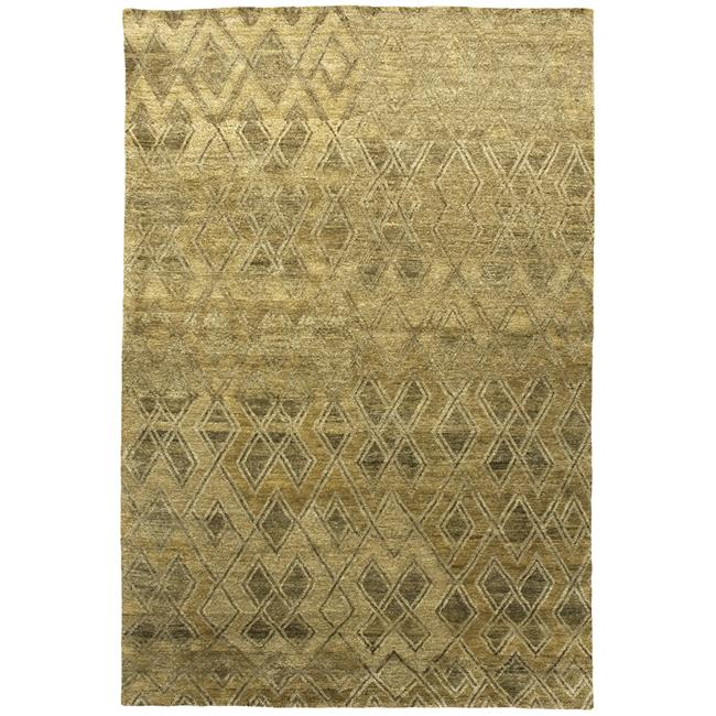 Due Process Stable Trading African Yoruba Area Rug, 9 x 12 ft.