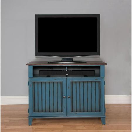 Martin Furniture Eclectic Ellington 40 In  Tv Console