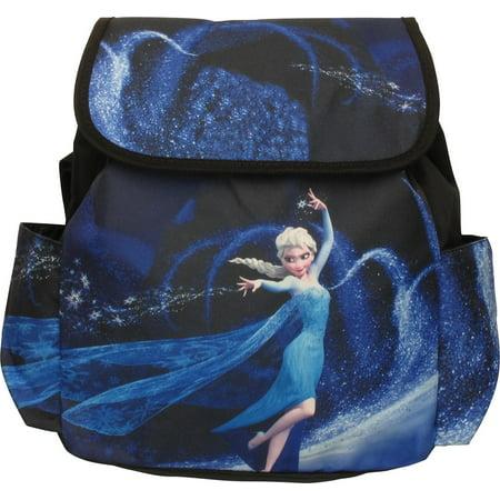 d6b665a990f Frozen Elsa Flurry Flap Kids Backpack - Walmart.com