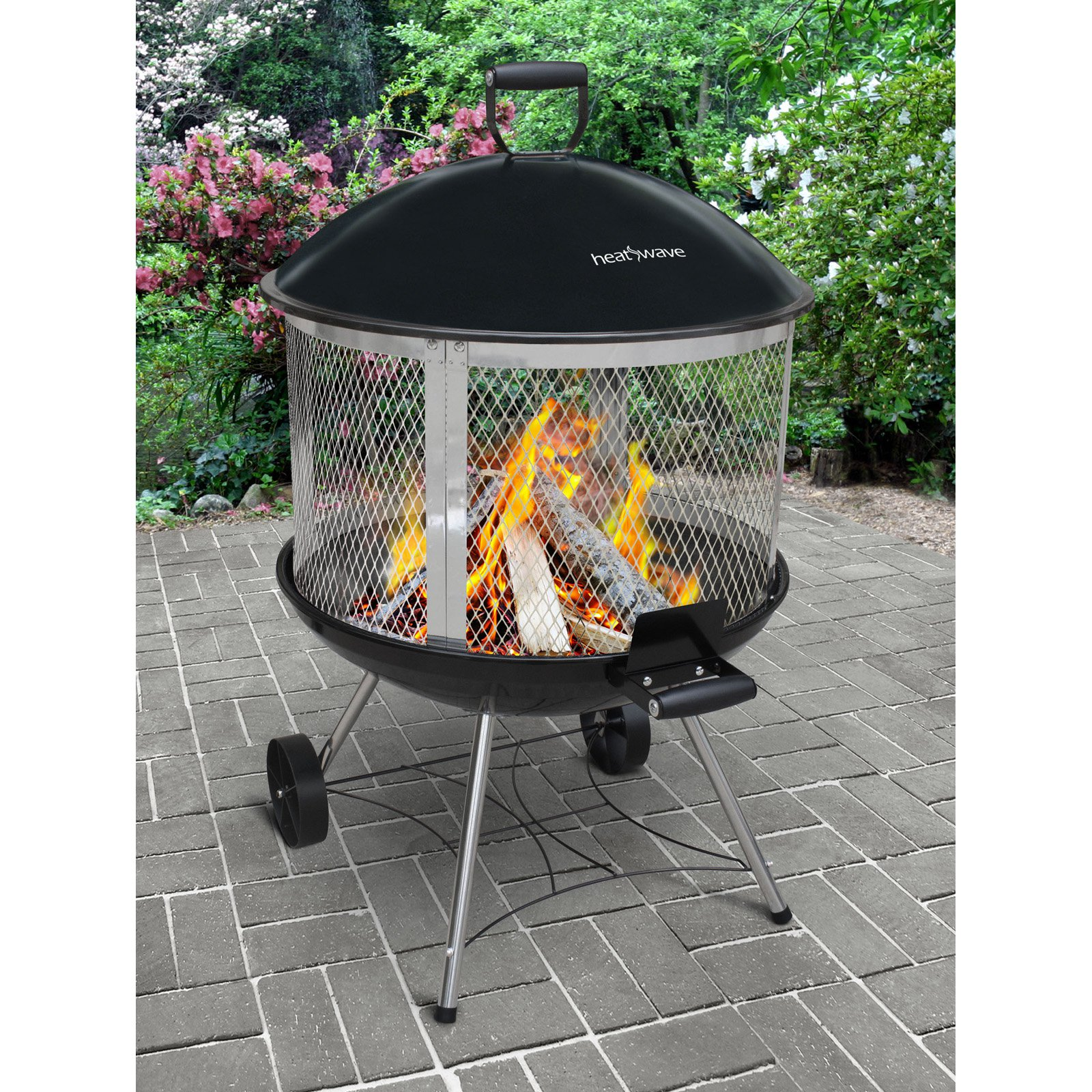Landmann Heatwave Outdoor Fireplace by Landmann
