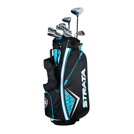 Callaway Strata Plus '19 Package Set (Women's Right Hand, Graphite, 14 Piece Package Set)