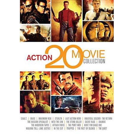 Action Movie Collection (DVD)