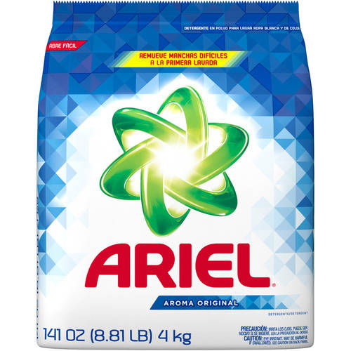 ARIEL POWDER Bag USA 4.0kg 78-Loads - 141.1oz