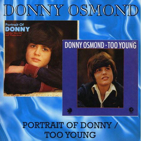 Portrait of Donny / Too Young (Remaster) - Donnie Darko Bunny