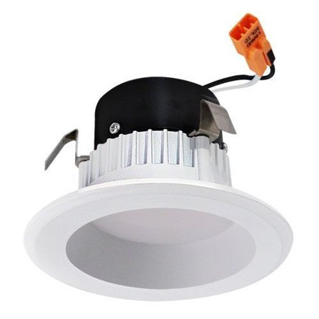 Elco Lighting Round Insert Reflector 3 Led Recessed Retrofit Downlight