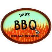 Outdoor Decor - Dad's BBQ Sign
